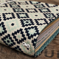 Notebook Cover - aztec fun