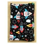 Space Rocket Pencil Wallet | pencil case | drawing set