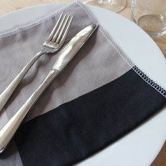 Reusable cotton napkins - for the everyday meals