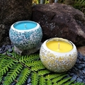 Azil's MOSAIC Candles - 2 Pack