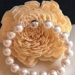 Swarovski Pearl Knotted Bracelet