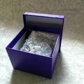 Miniature Fortune Teller Kit, crystal ball, tarot cards, pendulum, dice
