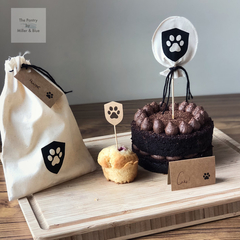 Party Kit | Eco friendly | Puppy theme