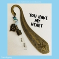 YOU HAVE MY HEART - bookmark