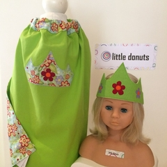~ Basic Princess Set ~ READY TO POST ~ Cape & Crown ~