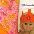 ~ Basic Princess Set ~ READY TO POST ~ Cape & Crown ~