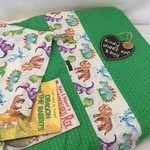 Kindy Sheet Set 'DANCING DINOS' 