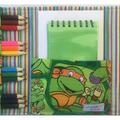 TMNT Pencil Wallet | pencil case | pencils | drawing
