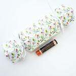 White Christmas Holly Bon-Bon / Gift Box_ready to fill