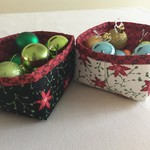 Small Fabric Storage Boxes