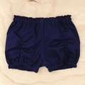 Size 3 - Ruched Shorties - Bloomers - Cotton -