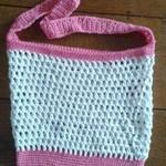 Crochet Market or beach bags - 100% cotton
