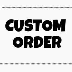 Custom Order - Earrings
