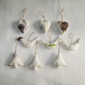 9 Felted Christmas Decorations #20