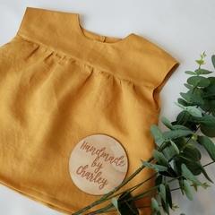Cotton/Linen ~ Audrey Top Size 2