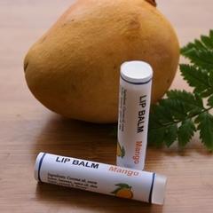 Mango Lip Balm, Lip Moisturiser, Natural Lip Balm