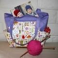 Homegrown Cotton Tote Bag, Shoulder Bag, Eco Friendly Bag, Shopping Weekend Bag,