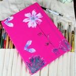 Gift for Poet, Kit, Moth Eaten, Creative Planner, Word Journal, Poems, Poetry