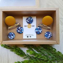 Liberty Blue Spot Magnet Gift Box Set