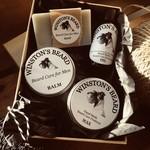Bumper Box - Beard Soap, Balm, Oil and Wax Trio