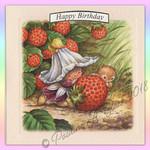 Victoria Plum Birthday Card Six