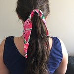 Pony Tail Wrap and Hair bows