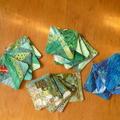 Fabric Coasters (Set of 4)