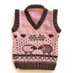 Baby vest