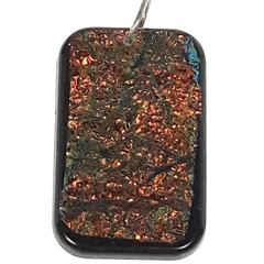 Sunset Inspired Sparkling Pendant