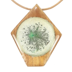 A Touch of Green Pendant