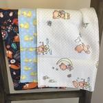 Burp cloth-  set of three