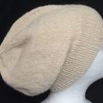 Unisex adult hand knit slouchy/beanie Australian Alpaca 100% Page 2/2