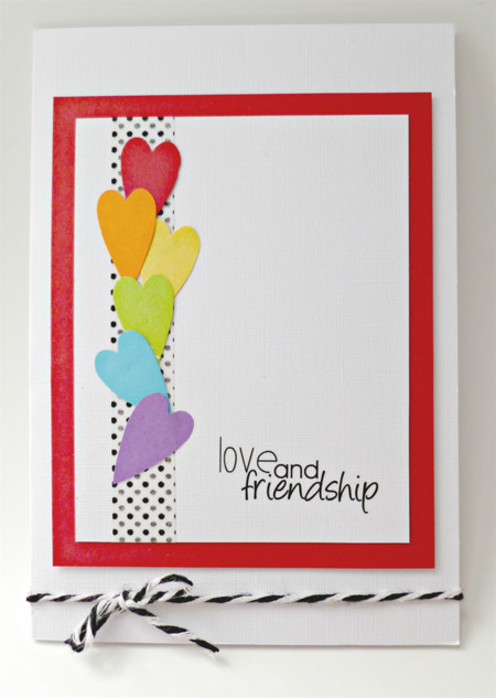 Love and Friendship Card