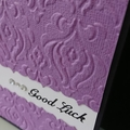 Good Luck Handmade Card