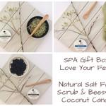 BUSH SPA - Love Your Feet - Spa Gift Box