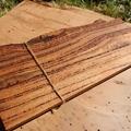 Unique Blackbutt Timber Serving Board