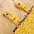 Crochet Dress - suitable for 24 months