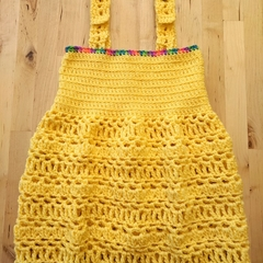 Crochet Dress - suitable for 24 months