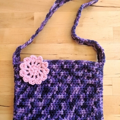 Crochet Bag - Child
