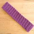 Crochet Headband - Toddler