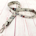 Pet Dogs & Cats Lanyard ID Badge Holder
