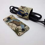 Cable Wrap Set- 1 each of small and large - Army Plane design