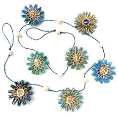 Custom listing for 'Megan' - Beach Flower Garland Type B