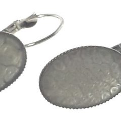 Grey Lever Back 