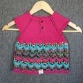 Girls Lace Style knit dress 12mths plus
