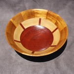 Small six sided bowl