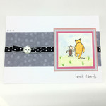 Best Friends Card - Blank