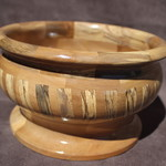 Inlayed Segmented Bowl