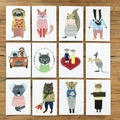 A years worth of cards! (Animals)