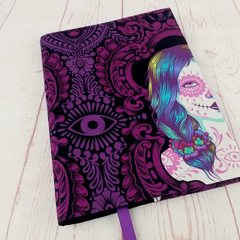 Clairvoyant Purple A5 Journal Cover
